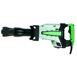 "Hitachi - H65SD2 - 1 1/8"" Hex 40 Lb Demolition Hammer- Idi 10.8 Amp"
