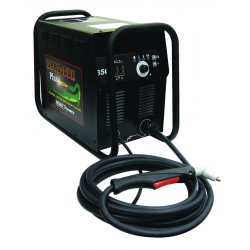 Thermal Dynamics - 1-3835-1F - Thermal Dynamics Drag-Gun Plus Plasma Cutter, 230 Volt With Built-In Air Compressor, 70 PCH-42ER Hand Torch And 20' Leads, ( Each )