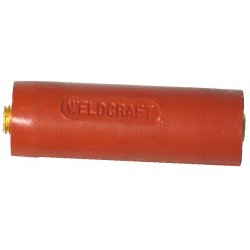 WeldCraft - 150CE - Weldcraft Brick Red Molded Coil Element For Air Cooled WP-150 And WP-150V Torch