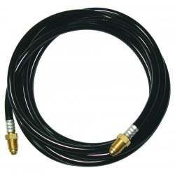 WeldCraft - 41V30 - Weldcraft 25' Vinyl Gas Hose For 350 Amp Water Cooled W-350 Torch, ( Each )