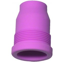 WeldCraft - 53N61S - Weldcraft 53N61S Small Gas Lens Nozzle; #8 (1/2 Inch) Orific...