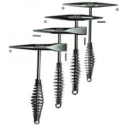 Atlas Welding - H - Tomahawk Cone&chisel Hammer W/steel Hdl, Ea