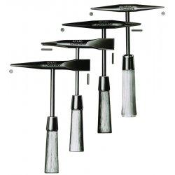 Atlas Welding - JCP - Cone & Cross Chisel Welding Hammer W/hickory H, Ea