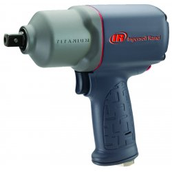 Ingersoll-Rand - 2135PTIMAX - Impact Wrench 1/2 In Drive Pin-Type Retainer 50-400 Ftlb 9500 Rpm 4.8 Cubic Feet Per Minute 7.1 In L Ingersoll Rand Company, EA