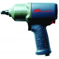 Ingersoll-Rand - 2135TIMAX - Impact Wrench 1/2 In Drive 50-400 Ftlb 9500 Rpm 4.8 Cubic Feet Per Minute 7.1 In L Ingersoll Rand Company, EA