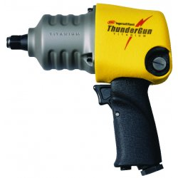 """Ingersoll-Rand - 232TGSL - General Duty Air Impact Wrench, 1/2"""" Square Drive Size"""