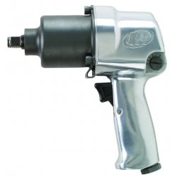 Ingersoll-Rand - 244A - Impact Wrench 1/2 In Drive 40-350 Ftlb 7000 Rpm 5.4 Cubic Feet Per Minute 7.3 In L Ingersoll Rand Company, EA