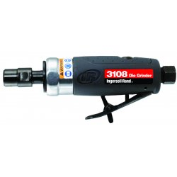 "Ingersoll-Rand - 3108 - 1/3 Hp 1/4"" Straight Composite Air Grinder, Ea"