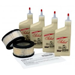 Ingersoll-Rand - 32305898 - Ingersoll Rand Start Up Kit (For Use With 2545 10 HP And 7100 15 HP Electric-Driven Air Compressor) (Includes (4) Quarts All-Season Select Lubricant And (2) Air Filter Elements)