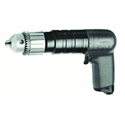 "Ingersoll-Rand - 7ANST8 - 0.75 HP Industrial Duty Keyed Air Drill, Pistol Style, 1/2"" Chuck Size"
