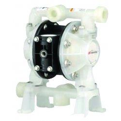 Ingersoll-Rand - PD05P-ARS-PUU-B - Polypropylene Polyurethane Multiport Double Diaphragm Pump, 14 gpm, 100 psi