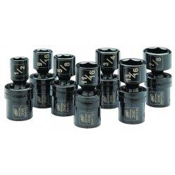 Ingersoll-Rand - SK4H7U - 1/2' Drive SAE Universal Socket Set