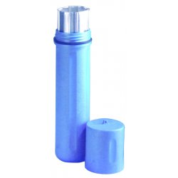 "Rod Guard - RG100-24 - 14"" Blue Rod Guard Cannister"
