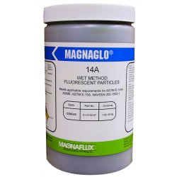Magnaflux - 01-0130-57 - 14a Powder Fluoresent Magnetic Particle Powder, Ea