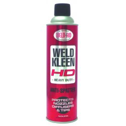 Weld-Aid - 007030 - Weld Kleen Heavy Duty Aerosol Spray Can