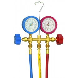 Imperial Stride Tool - 496-C - Mechanical Manifold Gauge Set, 2-Valve