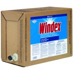 Johnson Diversey - 90122 - C-WINDEX 5 GAL BAG IN BOX (Each)