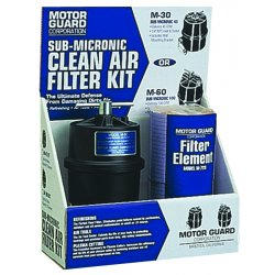 Motorguard - M-26 - Motor Guard M-26 Sub-Micronic Compressed Air Filter; 5 Inch ...