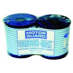 Motorguard - M-785C - Pk/2 Carbon-max Replacement Filter Element