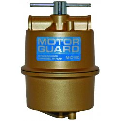 "Motorguard - M-C100 - Activated Carbon Filter-1/2"" Npt"