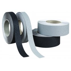"Jessup - 3510-1 - 60 ft. x 1"" Vinyl Antislip Tape, Black"