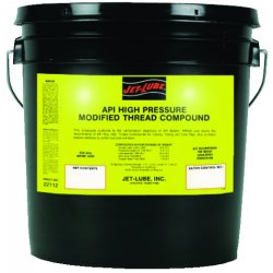 Jet-Lube - 22123 - Api-modified 10lb Threadsealant Aluminum Ba