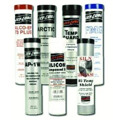 Jet-Lube - 30150 - White Aluminum Complex Machinery Grease, 14 oz., NLGI Grade: 2