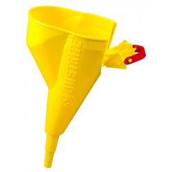 Justrite - 11202Y - Justrite Safety Cans Type 1 Funnel Attachment