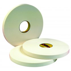 "3M - 405-021200-06455 - 3m Double Coated Urethane Foam Tape 4016 1""x36yd, Ea"