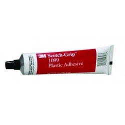 3M - 021200-19808 - 3m Scotch Grip Plastic Adhesive 1099 Tan 5oz, Ea