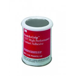 3M - 021200-19887 - Scotch-Weld™ 1357 Neoprene High Performance Contact Adhesive, 5 oz Tube (MOQ=36)