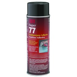 3M - 021200-21210 - Super 77™ Multipurpose Spray Adhesive, 24 oz. (MOQ=12)