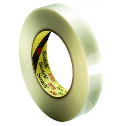 3M - 021200-39869 - Scotch Filament Tape 89848mm X 55m, Ea