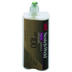 3M - 021200-82255 - 3m Scotch-weld Epoxy Adhesive Dp100 Ns Transluce, Btl