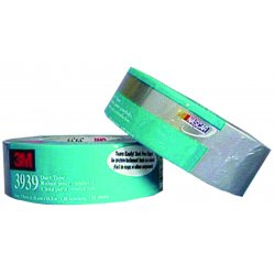 "3M - 02120085561 - 3M Duct Tape - 0.94"" Width x 59.93 yd Length - Polyethylene, Rubber - Cloth Backing - Heavy Duty, Easy Tear - 36 / Case - Silver"