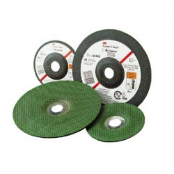 "3M - 051111-50446 - 3m Green Corps Flexiblegrinding Wheel 7""x7/8"", Ea"
