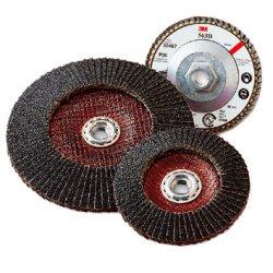 3M - 051111-50772 - 3m 051111-50772 4-1/2x5/8-11 Grade P80 Flap Disc, Ea