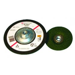 "3M - 051111-51160 - 3m Green Corp Flexible Grinding Wheel 4-1/2x1/8"", Ea"