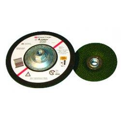 "3M - 051111-51160 - 3m Green Corp Flexible Grinding Wheel 4-1/2x1/8"", Ea"