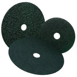 3M - 051111559673 - 3M 051111559673 988C Closed Coat Fiber Disc; 7 Inch x 7/8 In...