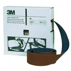 "3M - 051115-19809 - 3m Utility Cloth Roll 314d 1-1/2"" X 50yds P120 W, Ea"
