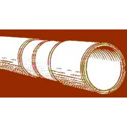"Polyken - 93435-6W - 6""x50'roll White Pipe Wrap Tape 4rol/sq 2sq"