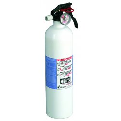 Kidde Fire and Safety - 408-21005753 - Residential Series Kitchen Fire Extinguisher, 2.9lb, 10-B:C