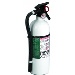 Kidde Fire and Safety - 21005771 - 4lb Abc Living Area Fireextinguisher