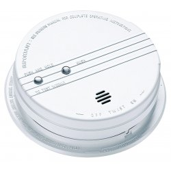 Kidde Fire and Safety - 21006371 - Kidde PE120 Smoke Detector