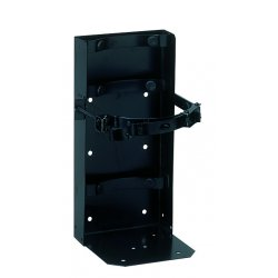 Kidde Fire and Safety - 408-292474 - Vehicle Bracket for Pro 20 MP Fire Extinguishers, 20lb Cap, Black
