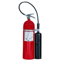 Kidde Fire and Safety - 466182 - PRO15CD - 10-B:C 15# with Wall Hook, Rechargeable