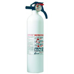 Kidde Fire and Safety - 466628 - Marine Fire Extinguishers (Case of 6)