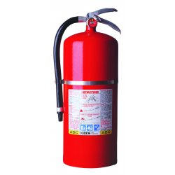 Kidde Fire and Safety - 468003 - Fire Extinguisher Abc Kidde 21.13 In Hx9.25 In Wx7.25 In Dia 20 Pound Ansi, EA