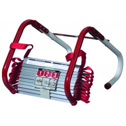 Kidde Fire and Safety - 468094 - Kidde KL-3S Three Story Escape Ladder - 1000 lb Load Capacity - 25 ft